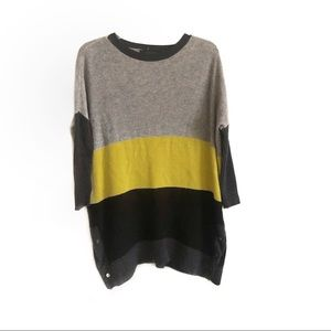 River Island Pullover Knit Oversized Sweater